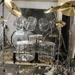 YOSHIKIのドラム