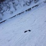 雪山を舐めてサンダルでスキー場に行ってみた