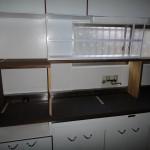 DIY キッチン編 vol.10 シンク上に棚を・・・