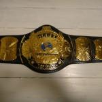 WWE Winged Eagle チャンピオンベルト vol.1
