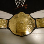 WWE World Heavy Weight チャンピオンベルト