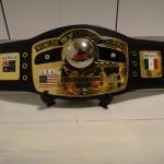 NWA 世界ヘビー級王座 チャンピオンベルト