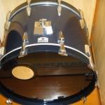 ドラム TAMA GRANSTAR バスドラ 24インチ