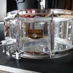 ドラム TAMA クリスタルスネア