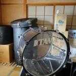 ドラム TAMA ARTSTAR ES クリスタルバスドラ 22インチ vol.1