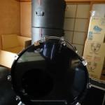 ドラム TAMA CRESTAR バスドラ 22インチ