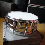 ドラム YAMAHA ALUMINUM SD3105 スネア 14インチ