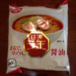 日清 ラ王 醤油味