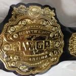IWGP 4代目 チャンピオンベルト vol.2