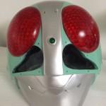 仮面ライダー2号 マスク