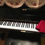 YAMAHA ピアノ アラベスク