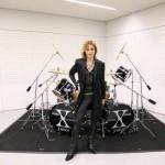 チャリティーオークション YOSHIKI ドラム vol.1