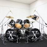 チャリティーオークション YOSHIKI ドラム vol.2