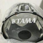 ドラム TAMA ARTSTAR ES クリスタルバスドラ 22インチ vol.4