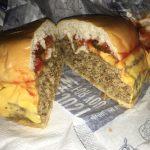 McDonald's 総選挙1位 トリプルチーズバーガー