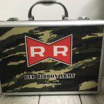 アタッシュケース RED RIBBON ARMY