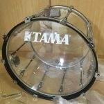 ドラム TAMA ARTSTAR ES クリスタルバスドラ 24インチ vol.1