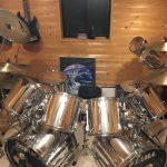 ドラム TAMA  ROCKSTAR-DX セット vol.2