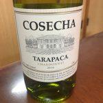 COSECHA TARAPACA CHARDONNAY 2016