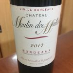 CHATEAU Moulin des Maillets BORDEAUX 2014