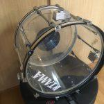 ドラム TAMA ARTSTAR ES クリスタルバスドラ 24インチ vol.2