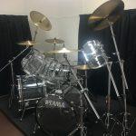 ドラム TAMA ARTSTAR ES クリスタルドラム フルセット完成!