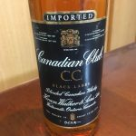 Canadian Club BLACK LABEL