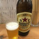 サッポロラガー赤星 大瓶