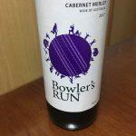 Bowler's RUN 2017 CABERNET MERLOT