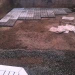 DIY 庭 vol.11 型枠洗浄