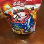 Kellogg's フルーツグラノラ