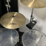 ドラムセットが改良されました vol.1 TAMA BLACK COWBELL 6309