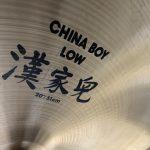 Zildjian CHINA BOY HIGH&LOW 20インチ