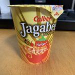 Calbee Jagabee ホットチリ味