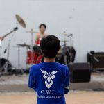 Optimal Wonder Laze Live  Vol.3 O.W.L.のTシャツを着た子を発見