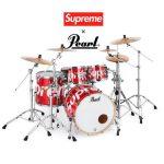 ヒカキンがSupreme × Pearlのドラムを叩いてたぞ!