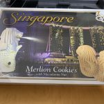 Singapore Merlion Cookies